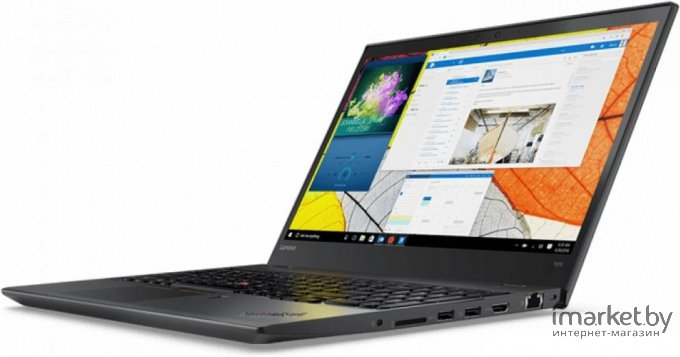 Ноутбук Lenovo ThinkPad T570 [20H90002RT]