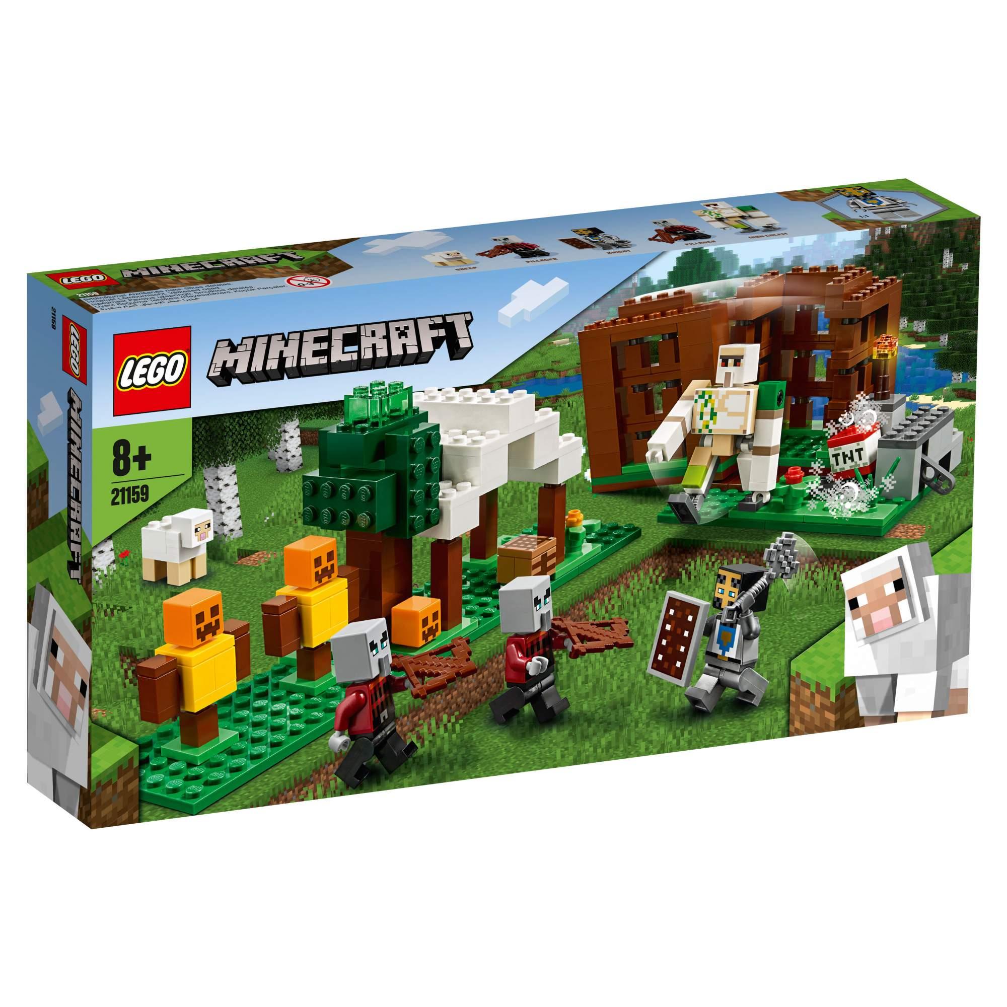 лего майнкрафт купить дешево #4